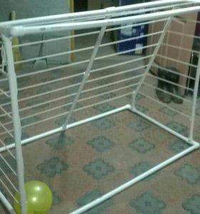 Ворота футбольные из полипропилена