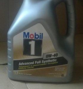 Масло 0v40 12 литров