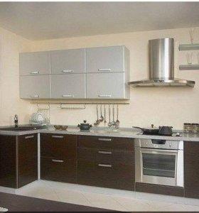 Кухонный гарнитур акрил