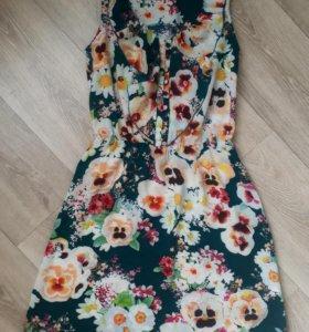 Новое летнее платье Ostin 42