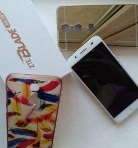 Смартфон ZTE blade A610 plus