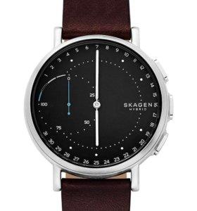 Часы Skagen Signatur Connected Hybrid, новые