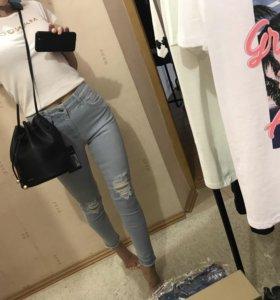 Новые джинсы манго оригинал 25