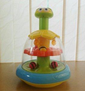 Юла, детская развивающая игрушка