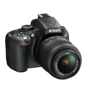зеркальный фотоаппарат nikon d 5100 18-55vr kit
