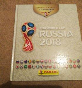 PANINI Чемпионат Мира 2018
