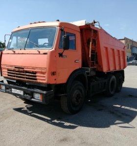 Самосвал. КАМАЗ-65115. 2007 года