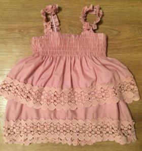 Новая блузка-топ