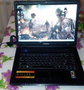 Игровой ноутбук  Samsung R 505