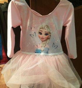 Платье-пачка Эльза