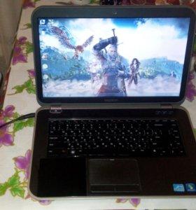 Мощный игровой ноутбук dell inspiron 5520