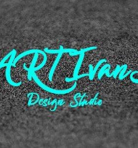 ARTIvanS • создание сайтов • дизайн полиграфии •