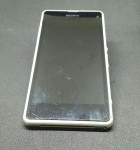 Телефон Sony z1 compact, б/у.