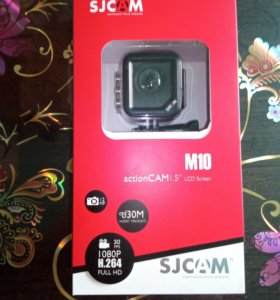 М10 action CAM 1.5 LCD Screen