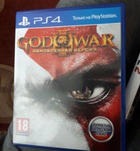 Две игры на PlayStation 4