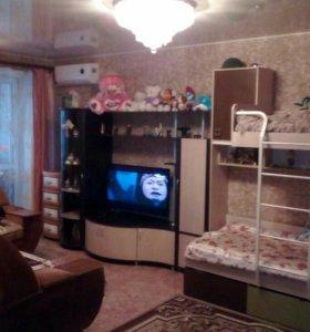 Квартира, 1 комната, 28.9 м²