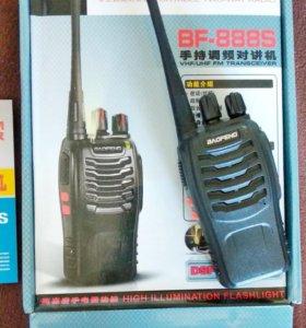 Радиостанция новая