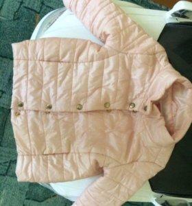 Куртка Детская глория джинс