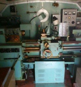 Токарный станок мастерская