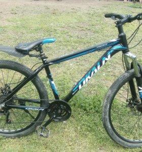 Велосипед, 21 скорость