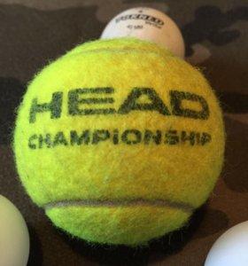 Мячи для тенниса 4 шт
