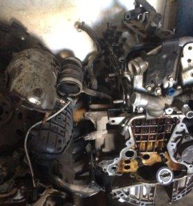 Двигатель QR 25 по запчастям