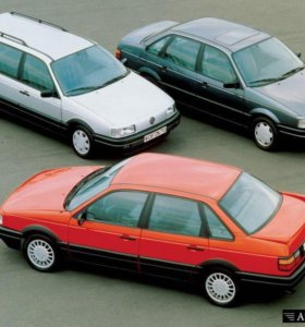 Запчасти VW Passat B3