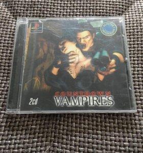 Countdown vampires 2cd ps1