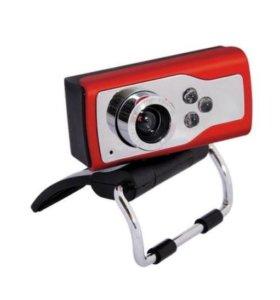 Новая Веб-камера для компьютера Defender C-027