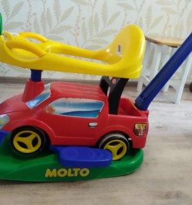 Машина каталка MOLTO
