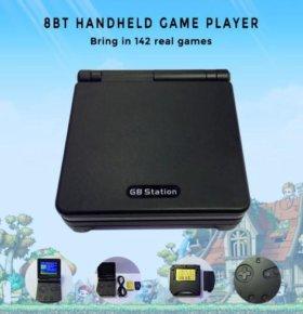 Портативная Игровая консоль 8-бит