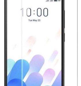 🔥 Защитное стекло Premium на Meizu M5C