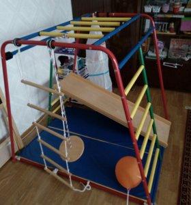Детский домашний спорткомплекс
