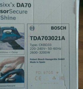 Утюг Bosch sensixx'x DA 70