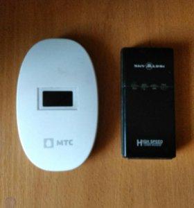 3G/Wi-Fi Роутеры