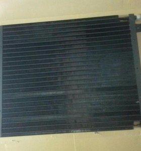 Радиатор кондиционера скания