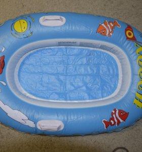 Лодка детская