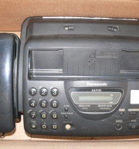 "Факс ""Panasonic KX-FT21"""
