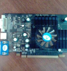 Видеокарта GF 7300 GT 512 Mb