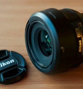 Nikon 35mm 1.8 DX