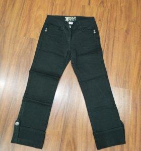 Капри MORGAN джинсовые как новые