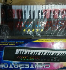 Музыкальные инструменты и игрушки