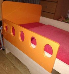 Детская кроватка, выростайка