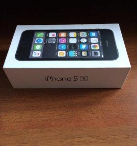 Упаковка от iPhone 5s
