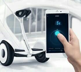 Мини-сигвей Robot с приложением
