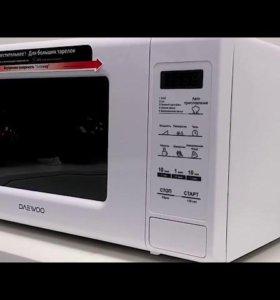 Микроволновая печь Daewoo (НОВАЯ)