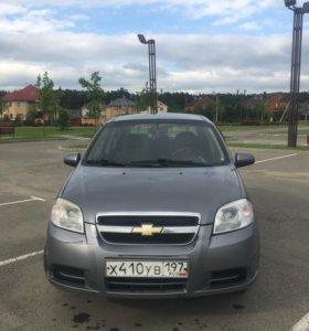 Chevrolet Aveo, 2008