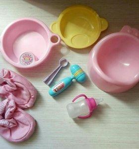 Игрушка набор для Baby born, baby Anabel