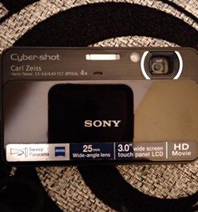 Фотоаппарат 4х-Sony Cyber-shot DSC-т110