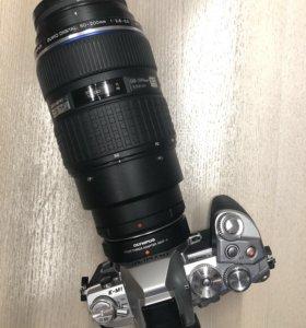 Объектив Olympus ZD ED 50-200 mm f 2.8-3.5 SWD